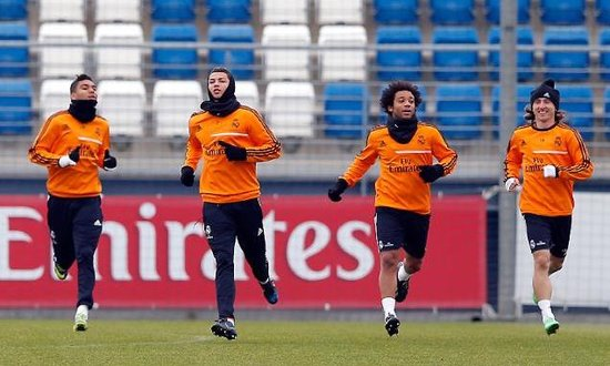 Last-Training-Session-Photo-2-Before-Celta-Match-on-6-January