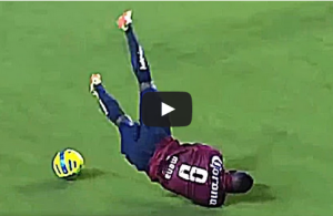 Comedy Football 2015  bloopers  skills fail  own goals  worst dives    funny interviews    YouTube