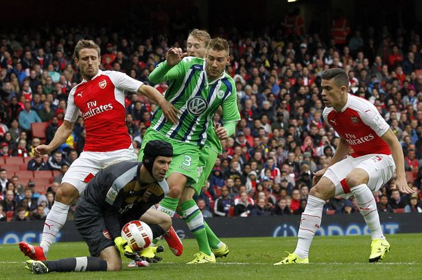 Arsenal-vs-Wolfsburg