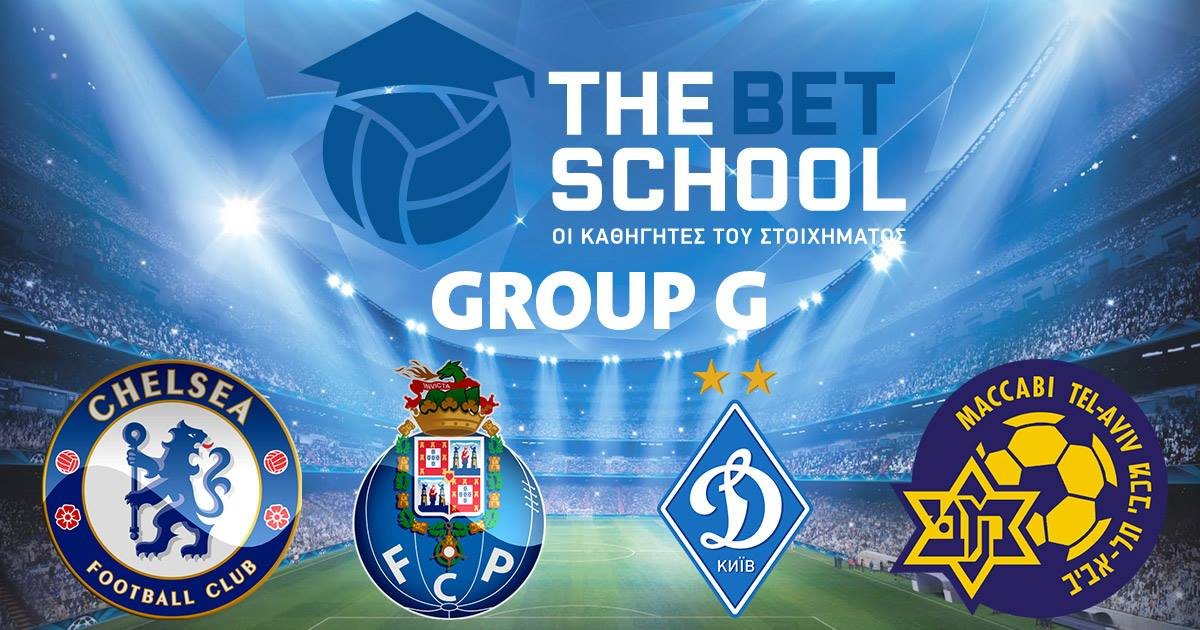 eksofilo champions league group G