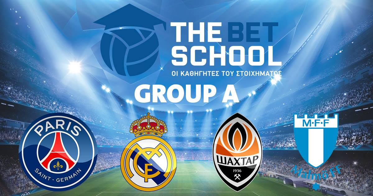 eksofilo champions league group A