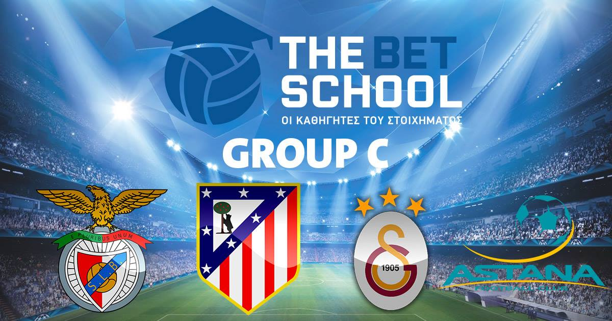 eksofilo champions league group c