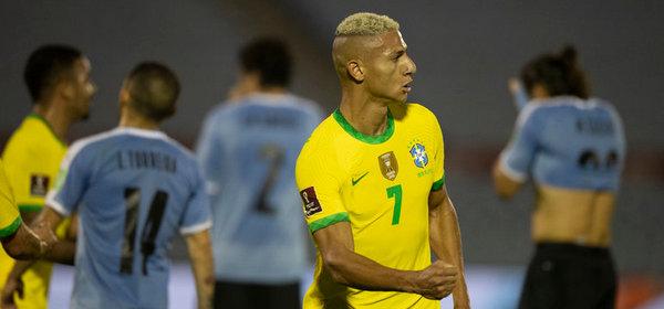 Бразилия-Уругвай-15.10